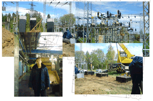 организация и выполнение работ по монтажу и наладке электрических сетей
